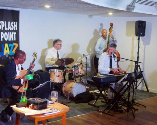 Richardson Neal 71946 Splash Point Jazz Eastbourne 28.8.19.